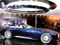 2017 Mercedes-Benz Vision Maybach 6 Cabriolet (Concept) - Tekniset tiedot, Polttoaineenkulutus, Mitat