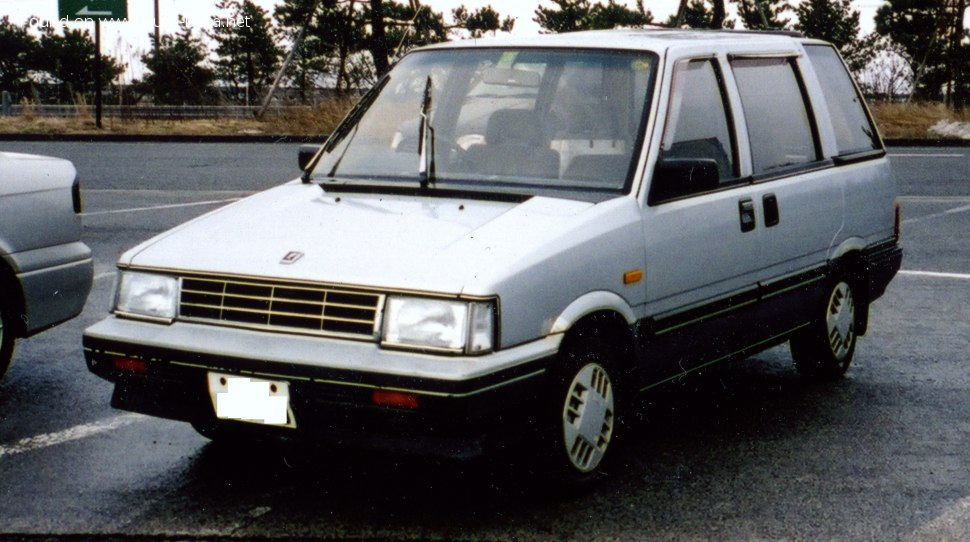 Nissan Prairie (M10,NM10) - Photo 1