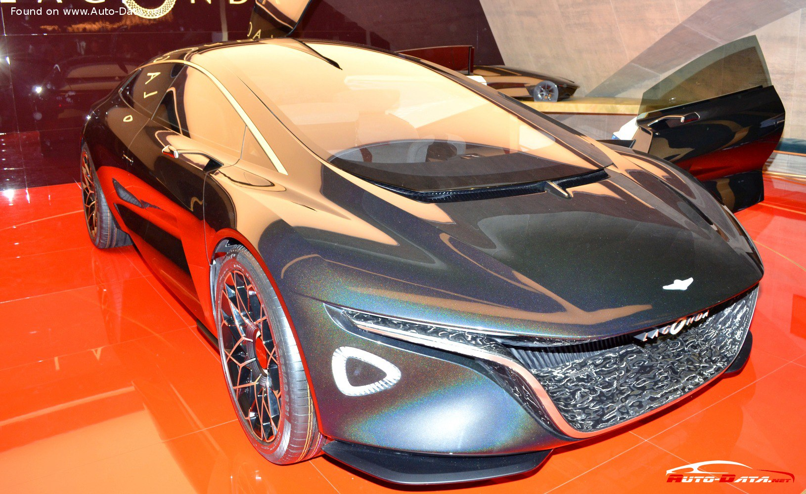 2021 Aston Martin Lagonda Vision Concept Technical Specs Fuel Consumption Dimensions