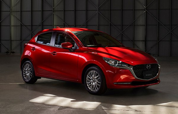 Mazda 2 III (DJ) (facelift 2019) 1.3 Skyactiv-G (93 Hp) Activematic - Technical Specs, Fuel consumption, Dimensions