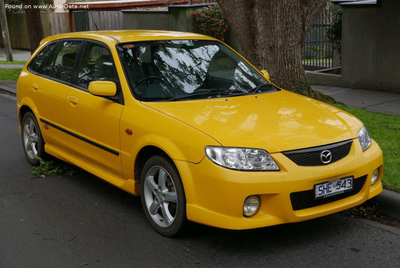 Kekurangan Mazda 326 Review