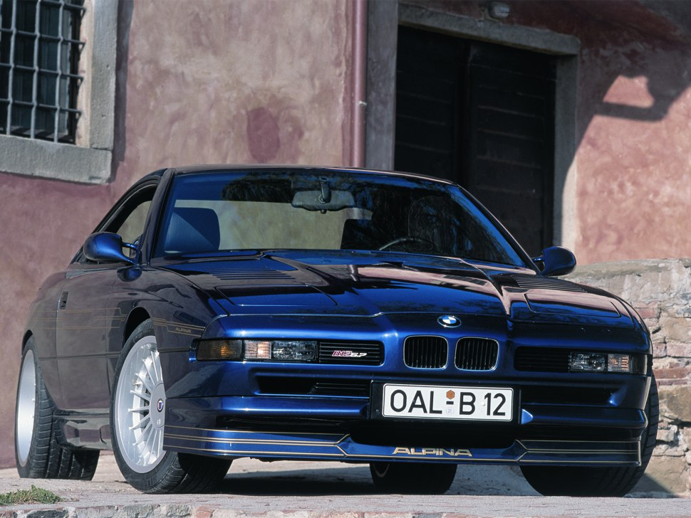 1990 Alpina B12 Coupe (E31) - Foto 1