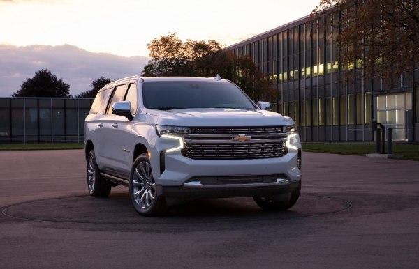 Chevrolet Suburban | Ficha técnica, Consumo, Medidas