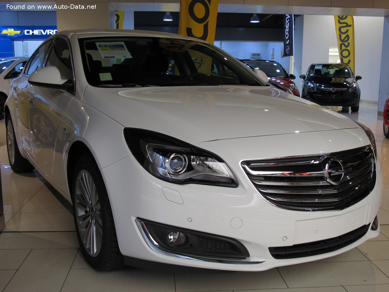 2015 Opel Insignia Hatchback A Facelift 2013 1 6 Cdti 136 Hp Technical Specs Data Fuel Consumption Dimensions