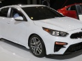 Technical specifications and fuel economy of Kia Forte