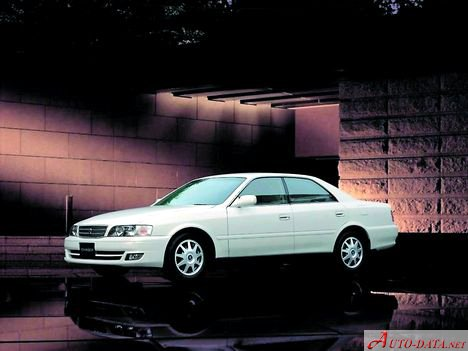 1996 Toyota Chaser (ZX 100) - Photo 1
