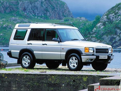 1998 Land Rover Discovery II - Фото 1