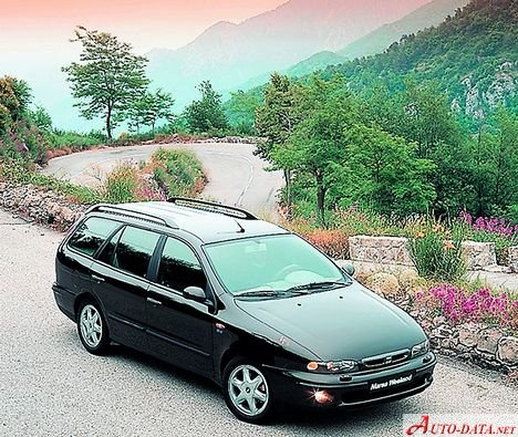 1997 Fiat Marea Weekend (185) - Photo 1