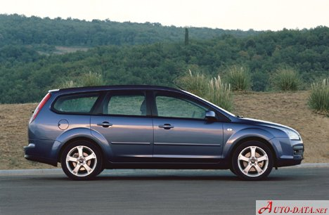 2005 Ford Focus Turnier II - εικόνα 1