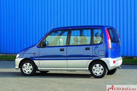 Daihatsu Move (L9) - Photo 1