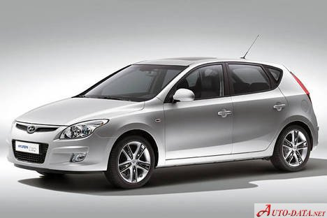 2007 Hyundai i30 I - Photo 1