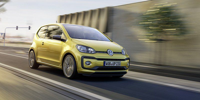 2016 Volkswagen Up! (facelift 2016) - Photo 1