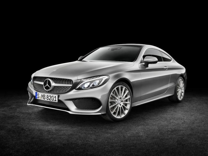 2015 Mercedes-Benz Classe C Coupe (C205) - Photo 1