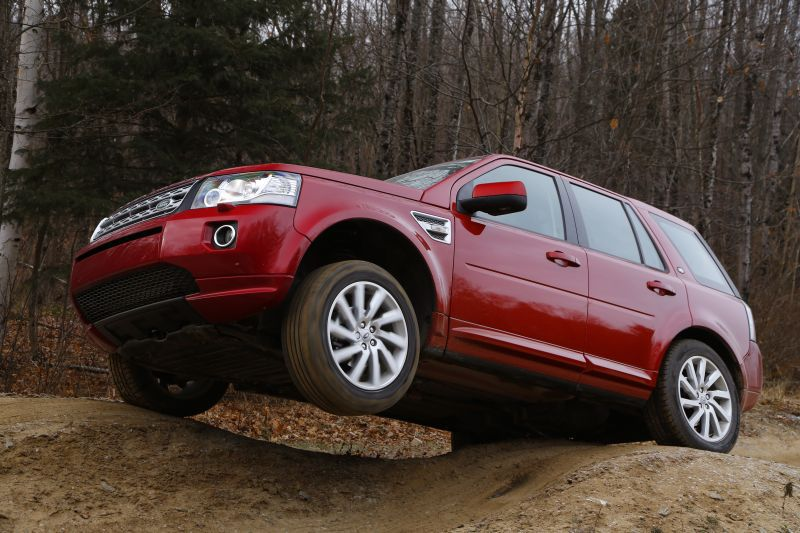 Land Rover Freelander II (facelift 2012) - Фото 1