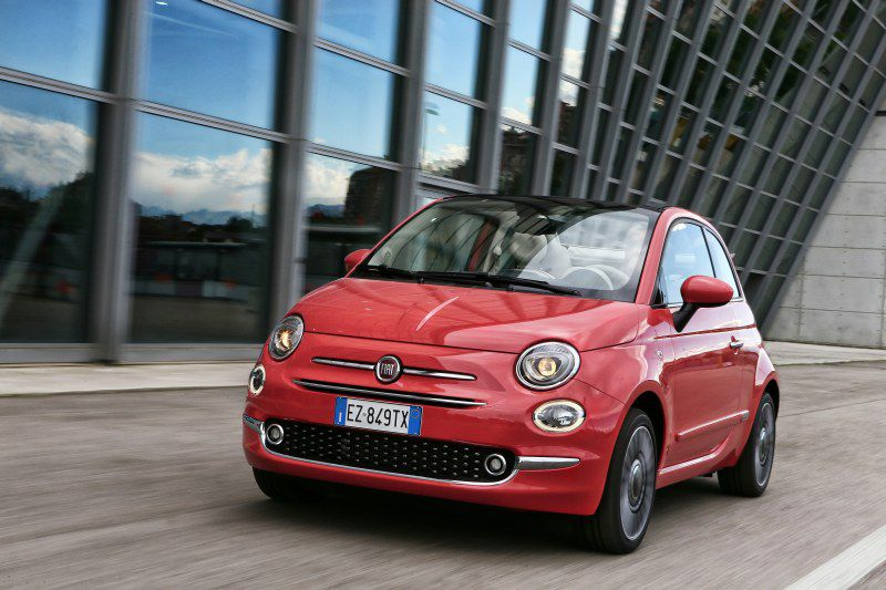 2016 Fiat New 500 C (facelift 2015) - Kuva 1