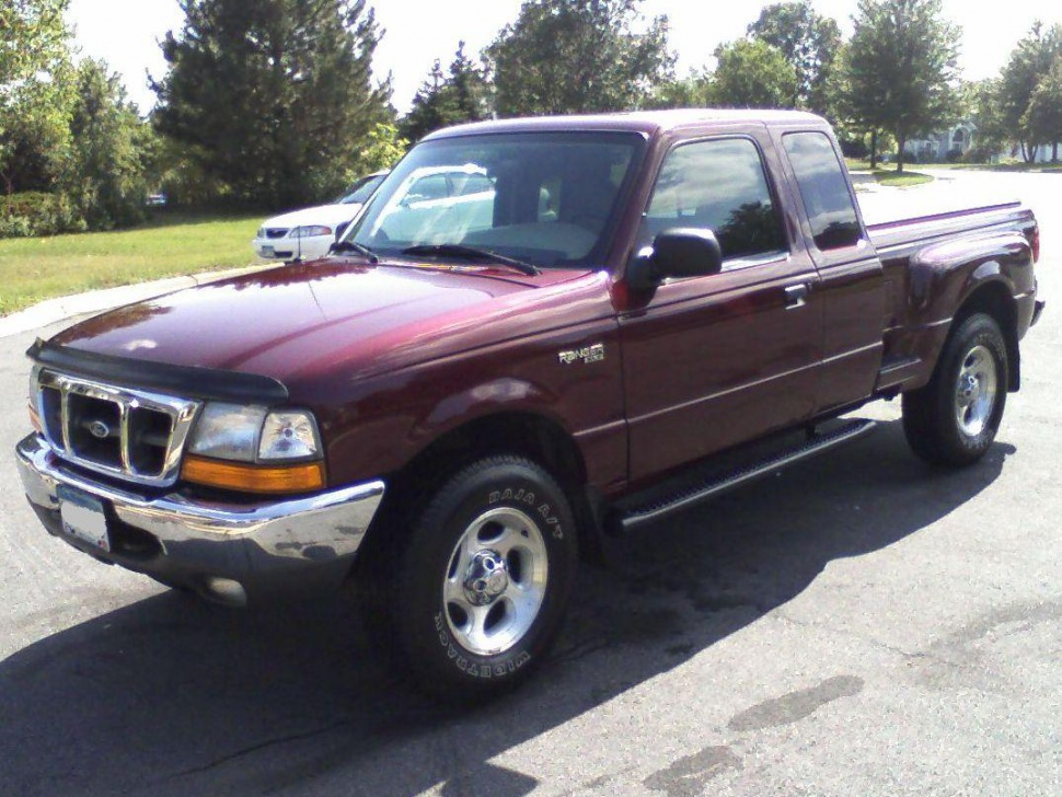 Ford Ranger I Super Cab - Фото 1
