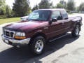 Ford Ranger I Super Cab 2.5 TDCi (109 Hp) 4x4 Automatic