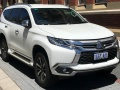 Technical specifications and fuel economy of Mitsubishi Pajero