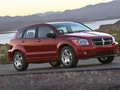 Technical specifications and fuel economy of Dodge Caliber