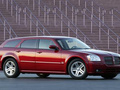 Technical specifications and fuel economy of Dodge Magnum