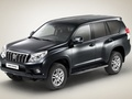 Toyota Land Cruiser Prado (J150) - Fiche technique, Consommation de carburant, Dimensions