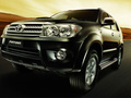 Technical specifications and fuel economy of Toyota Fortuner