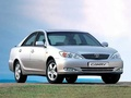 Toyota Camry V (XV30) - Technical Specs, Fuel consumption, Dimensions