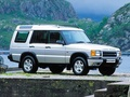 Land Rover Discovery II - Ficha técnica, Consumo, Medidas