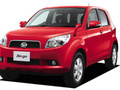 Technical specifications and fuel economy of Daihatsu Be-go