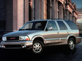GMC Envoy I (GMT330) - Technical Specs, Fuel consumption, Dimensions