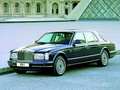 Technical specifications and fuel economy of Rolls-Royce Silver Seraph