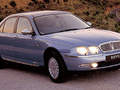 Technical specifications and fuel economy of Rover 75