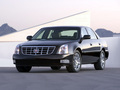 Technical specifications and fuel economy of Cadillac DTS