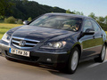 Technical specifications and fuel economy of Honda Legend