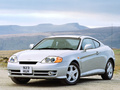 Technical specifications and fuel economy of Hyundai Coupe
