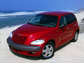 Technical specifications and fuel economy of Chrysler PT Cruiser