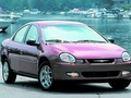 Technical specifications and fuel economy of Chrysler Neon
