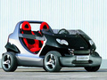 Technical specifications and fuel economy of Smart Crossblade