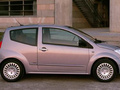 Citroen C2 (Phase I, 2003) - Technical Specs, Fuel consumption, Dimensions