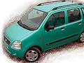 1998 Suzuki Wagon R+ (EM) - Technical Specs, Fuel consumption, Dimensions