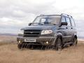 UAZ 3163 Patriot - Technical Specs, Fuel consumption, Dimensions