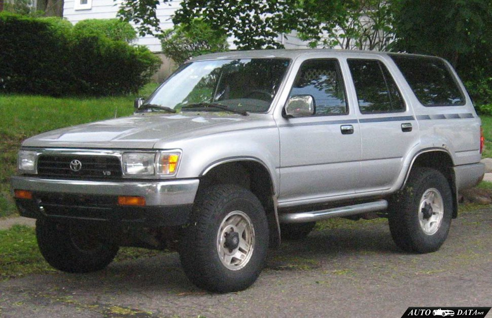 1990 Toyota 4runner II - Photo 1