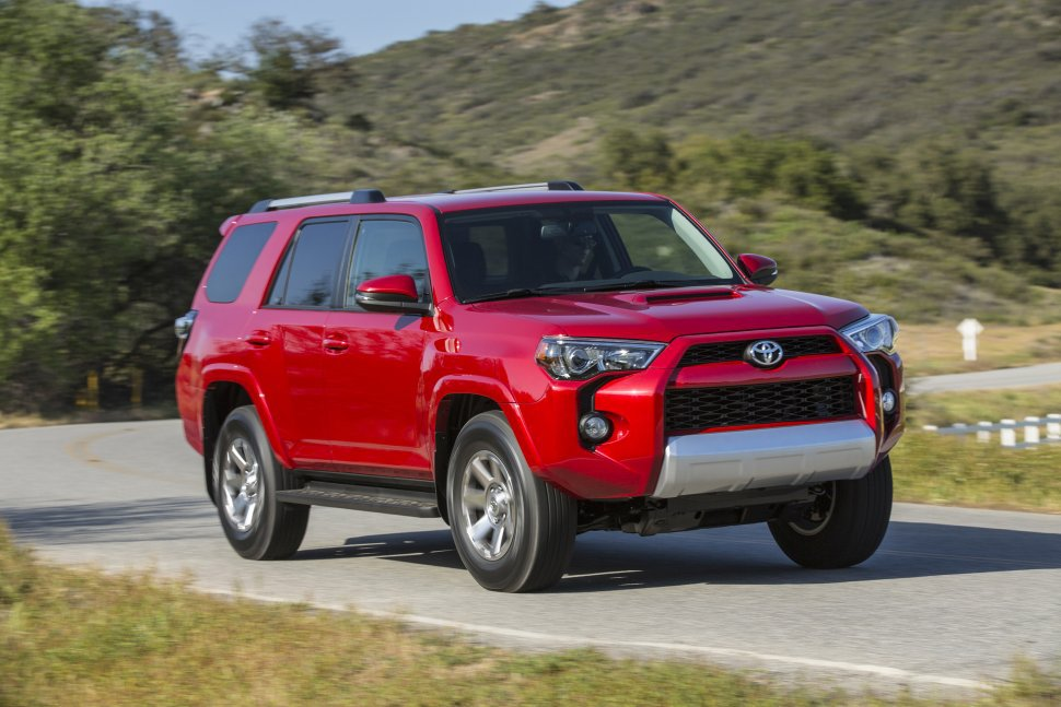 Toyota   4runner   Technical Specifications, Fuel Economy (consumption)