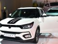 2016 SsangYong Tivoli XLV - Technical Specs, Fuel consumption, Dimensions