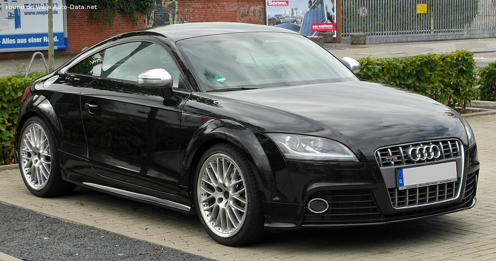 Kelebihan Audi Tt 2008 Harga