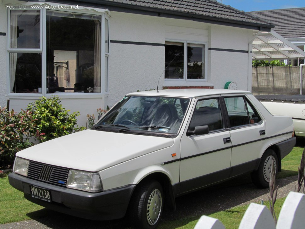 1984 Fiat Regata (138) - Photo 1