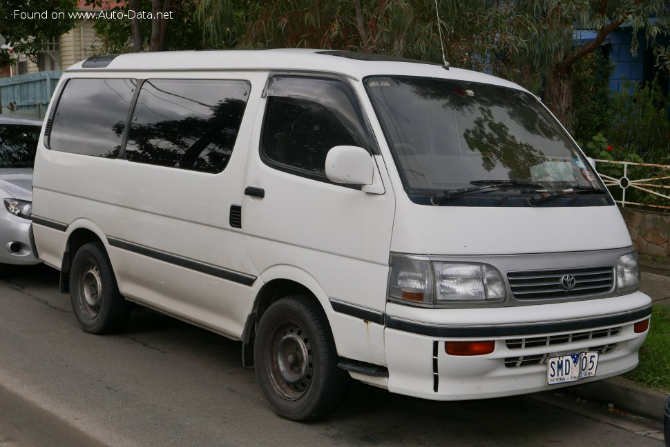 1989 Toyota Hiace - Photo 1