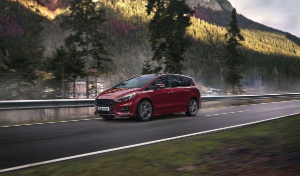 2020 Ford S-MAX II (facelift 2019) - Foto 1