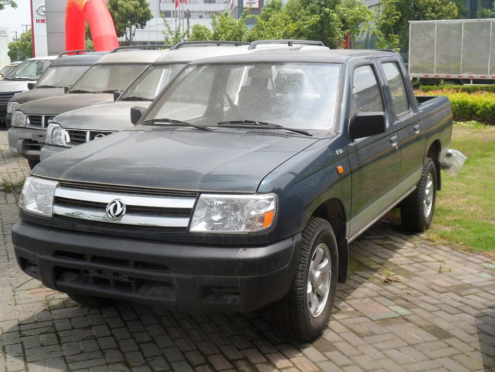 2000 DongFeng Rich - Foto 1