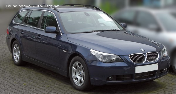 2004 BMW 5 Series Touring (E61) - Photo 1